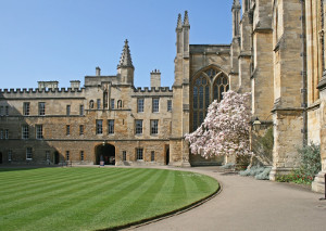 New College, Oxford